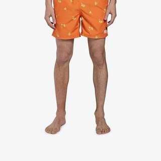 Plavky Tom Tailor Denim Oranžová