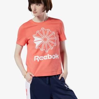 Reebok Classic Tričko Oranžová