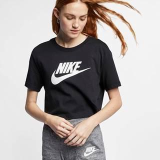Nike Sportswear Essential Tričko Čierna