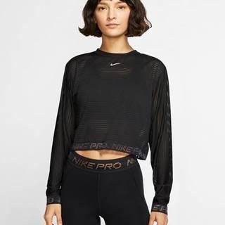 Nike Top Čierna