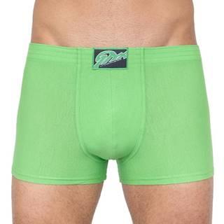 Pánske boxerky Styx klasická guma zelené