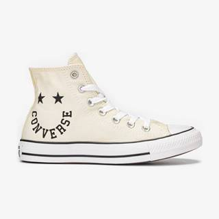 Converse Cheerful Chuck Taylor All Star Hi Tenisky Biela
