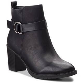 Členkové topánky Jenny Fairy LS4255-18 koža ekologická