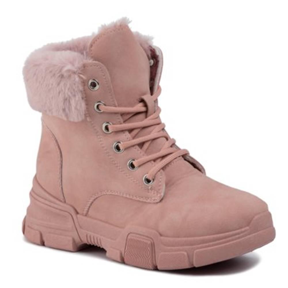 Šnurovacia obuv Jenny Fairy WSLA07-03 Ekologická koža/-Ekologická koža