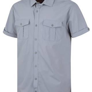 Husky  Gomy 2018 sv. šedá, XL Pánska košeľa