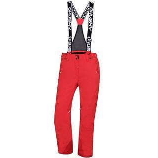 Husky  Mithy L červená, S Dámske lyžiarske nohavice