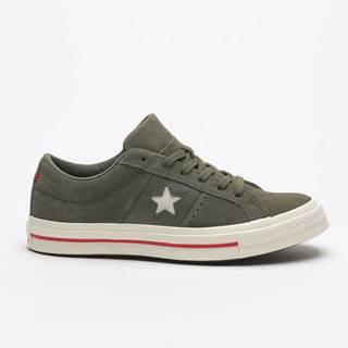 Topánky Converse One Star Zelená