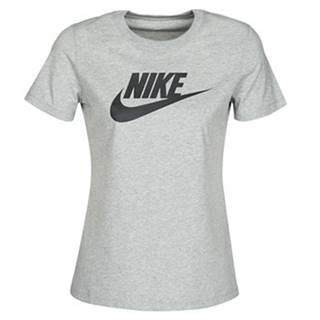 Tričká s krátkym rukávom Nike  W NSW TEE ESSNTL ICON FUTUR