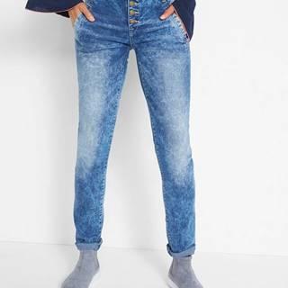 Soft-strečové džínsy, STRAIGHT