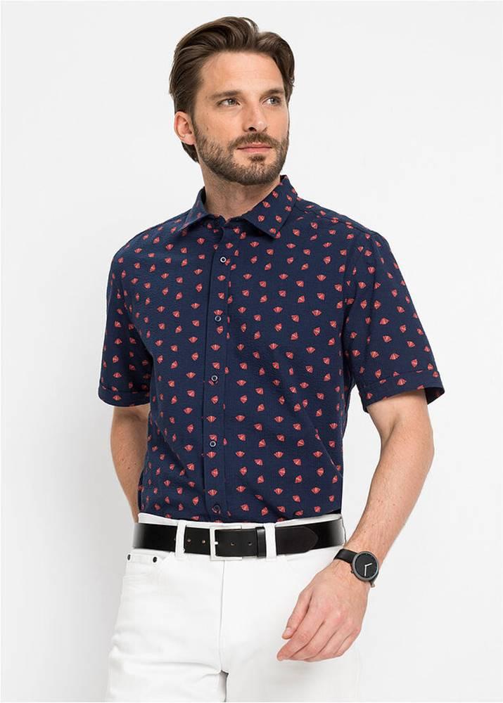 Košeľa s krátkym rukávom, s potlačou