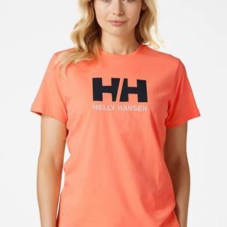 Dámske oranžové tričko