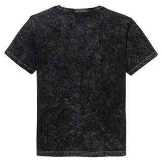 Tričko s vybieleným vzhľadom