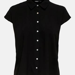 Čierna košeľa ONLY Mimi