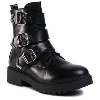 Šnurovacia obuv Jenny Fairy WS5017-06 koža ekologická