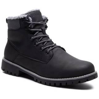 Šnurovacia obuv Lanetti S20C747A-1 koža ekologická